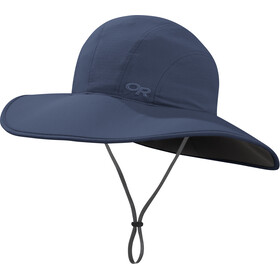 Outdoor Research Oasis Sun Sombrero Women steel blue